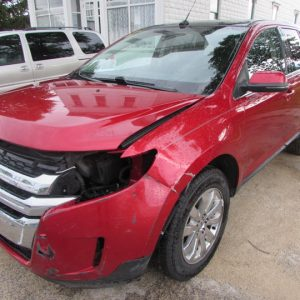 2012 Ford Edge Limited Front Left