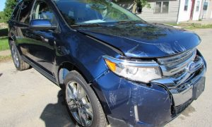 2012 Ford Edge Limited Front Right