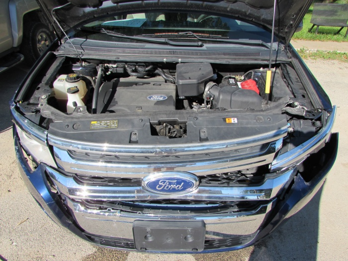 2012 Ford Edge Limited Motor
