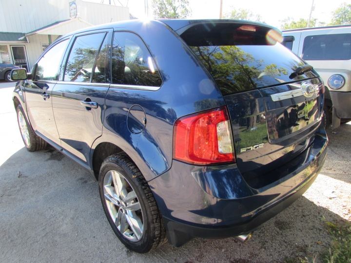 2012 Ford Edge Limited Rear Left