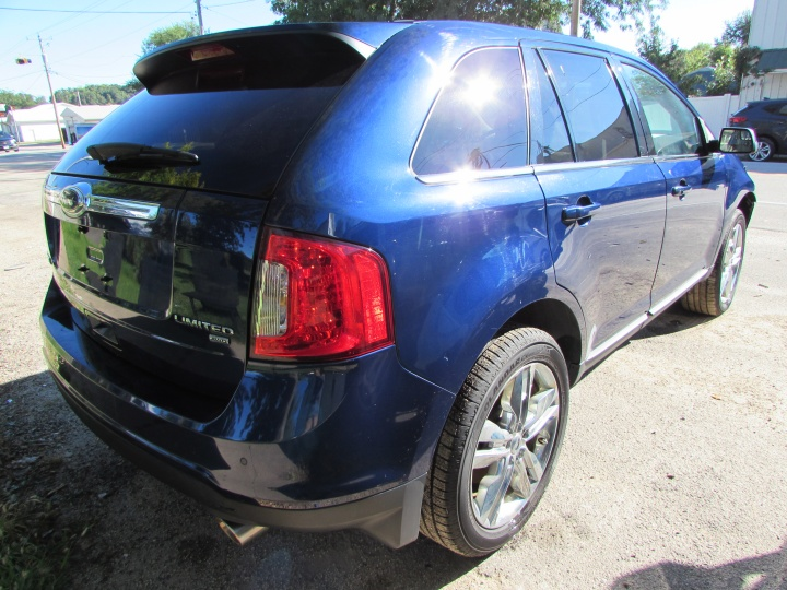 2012 Ford Edge Limited Rear Right