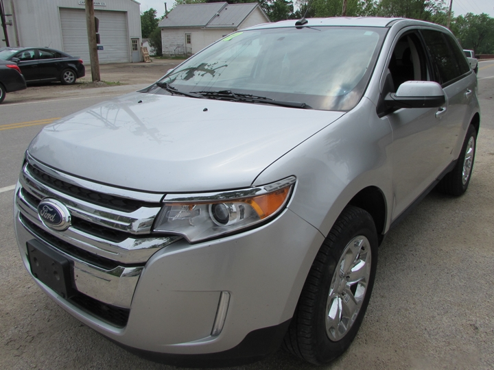 2012 Ford Edge SEL Front Left