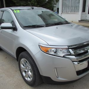 2012 Ford Edge SEL Front Right