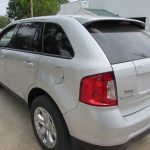 2012 Ford Edge SEL Rear Left
