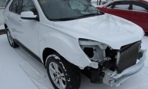 2012 Chevy Equinox LT Front Right