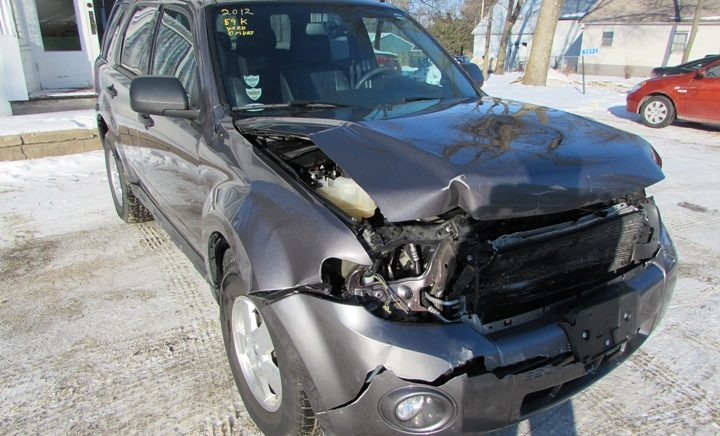 2012 Ford Escape XLT Front Right