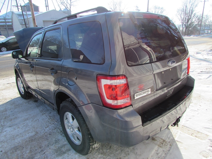 2012 Ford Escape XLT Rear Left