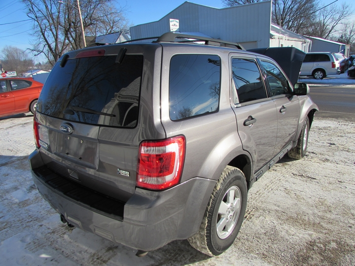 2012 Ford Escape XLT Rear Right