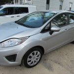 2012 Ford Fiesta S Front Left