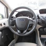 2012 Ford Fiesta S Interior
