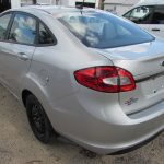 2012 Ford Fiesta S Rear Left