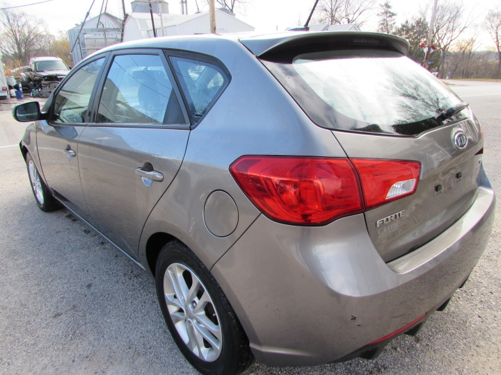 2012 Kia Forte EX Rear Left