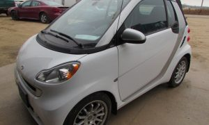 2012 Smart Fortwo Passion Front Left