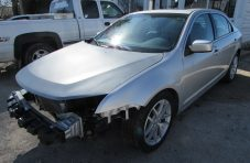 2012 Ford Fusion SEL Front Left