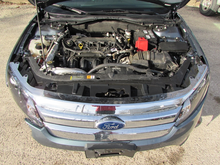 2012 Ford Fusion SEL Motor