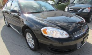 2012 Chevrolet Impala LS Front Right
