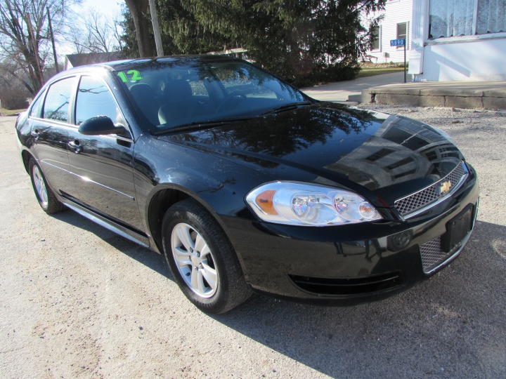 2012 Chevy Impala LS Front Right