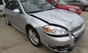 2012 Chevy Impala LTZ Front Right