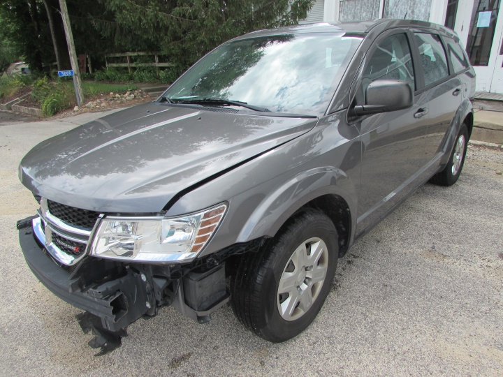 2012 Dodge Journey SE Front Left