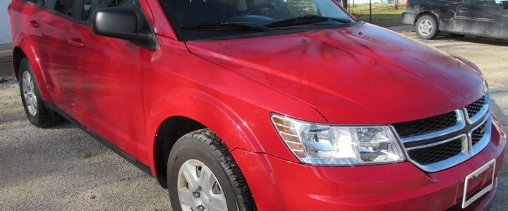 2012 Dodge Journey SE Front Right