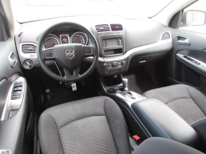2012 Dodge Journey SE Interior