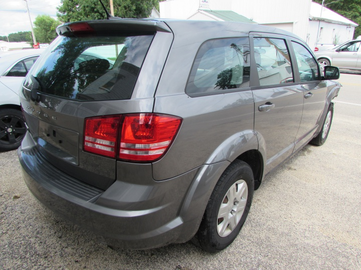 2012 Dodge Journey SE Rear Right