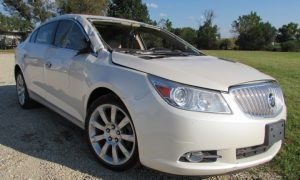 2012 Buick LaCrosse Touring Front Right