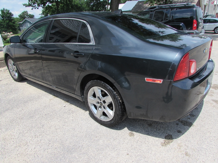 2012 Chevy Malibu LS Rear Left