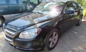 2012 Chevy Malibu 1LT Front Left