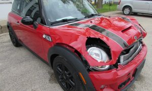2012 Mini Cooper S Front Right