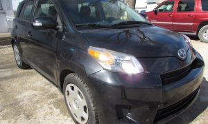 2012 Toyota Scion xD Front Right