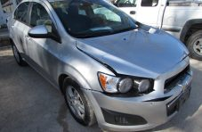 2012 Chevrolet Sonic LS Front Right