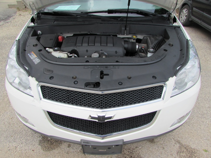 2012 Chevy Traverse LS Motor