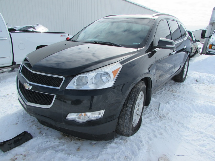 2012 Chevy Traverse LT Front Left