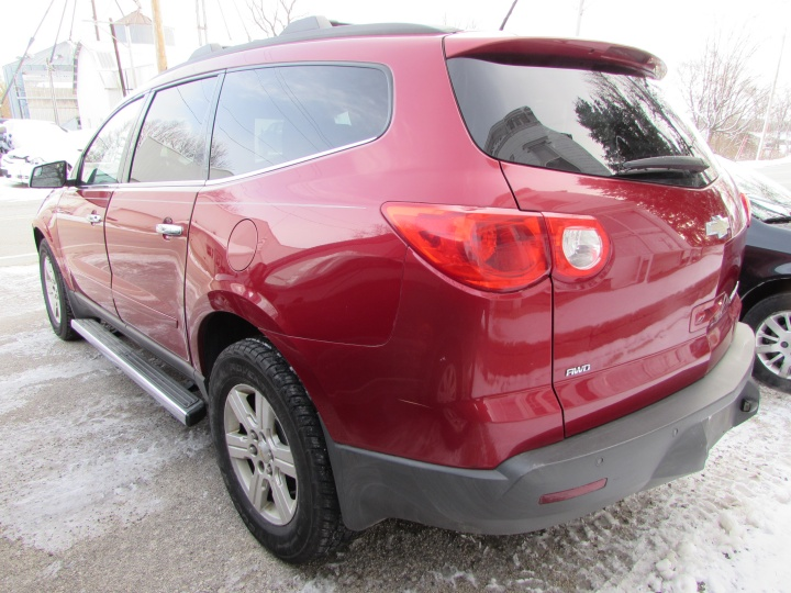 2012 Chevy Traverse LT Rear Left