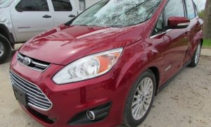 2013 Ford C-Max SEL Front Left