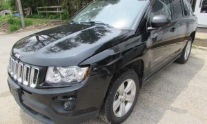 2013 Jeep Compass Sport Front Left