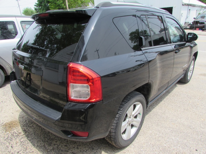 2013 Jeep Compass Sport Rear Right