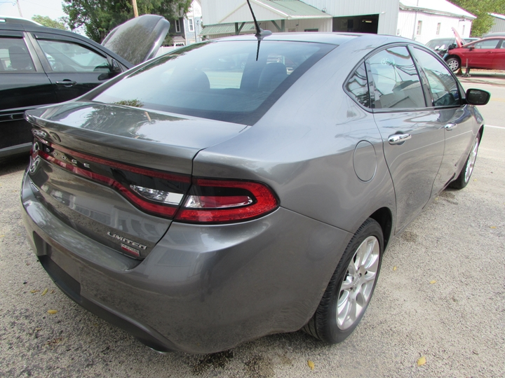 2013 Dodge Dart Limited Rear Right