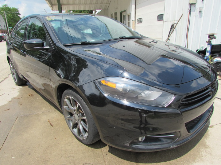 2013 Dodge Dart Rally Front Right