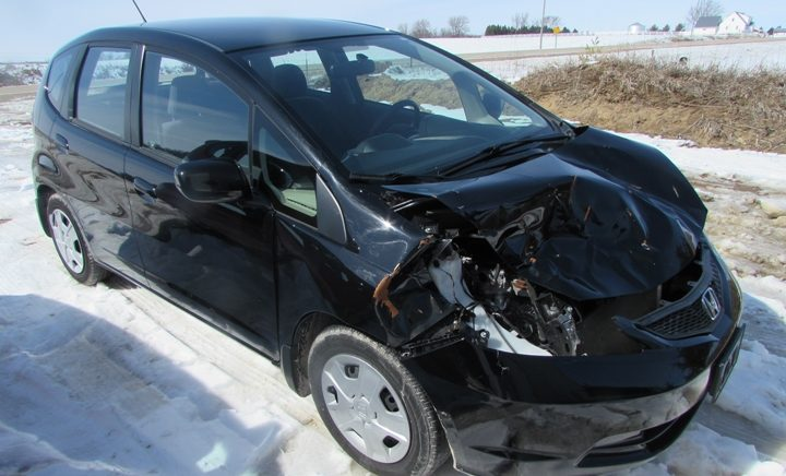 2013 Honda Fit Front Right