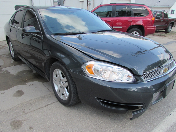 2013 Chevy Impala LT Front Right