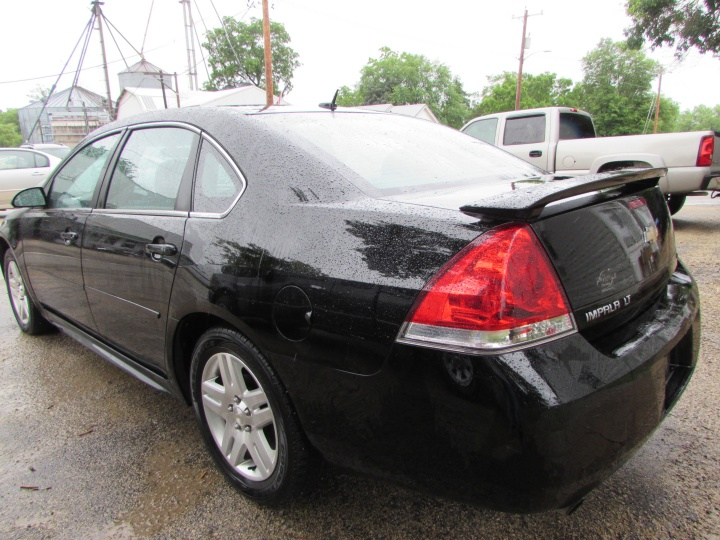 2013 Chevy Impala LT Rear Left