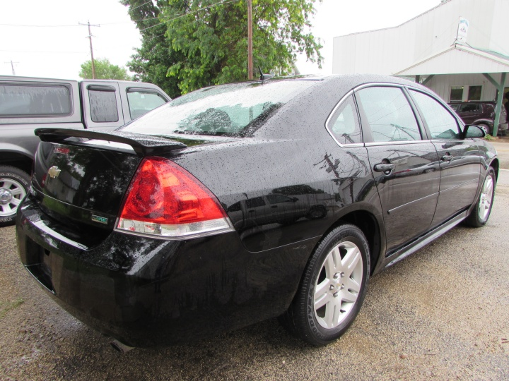 2013 Chevy Impala LT Rear Right
