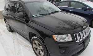 2013 Jeep Compass Front Right