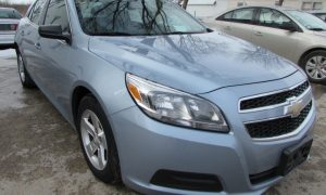 2013 Chevy Malibu LS Front Right
