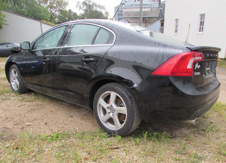 2013 Volvo S60 T5 Rear Left
