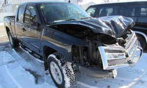 2013 Chevy Silverado K1500 Front Right
