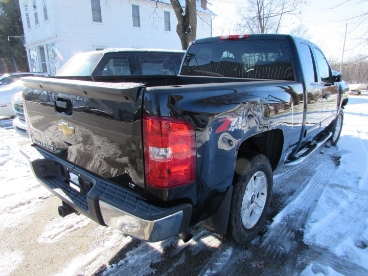 2013 Chevy Silverado K1500 Rear Right