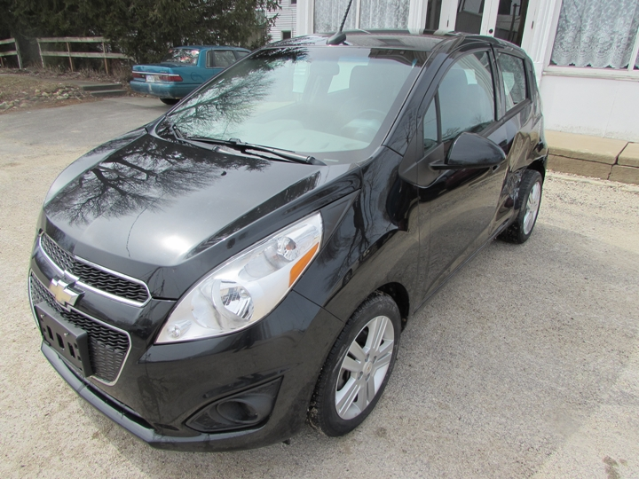 2013 Chevy Spark LS Front Left